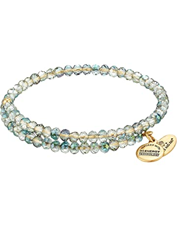 0a482b8a0ea Alex and Ani Womens Brilliance Wrap ICY Mirage
