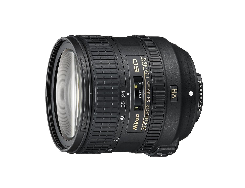 Nikon AF S VR mm F  G ED Objetivo con montura