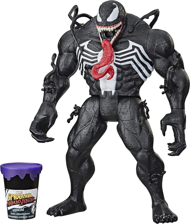 Hasbro- Venom Ooze Figura (E9001RC0)