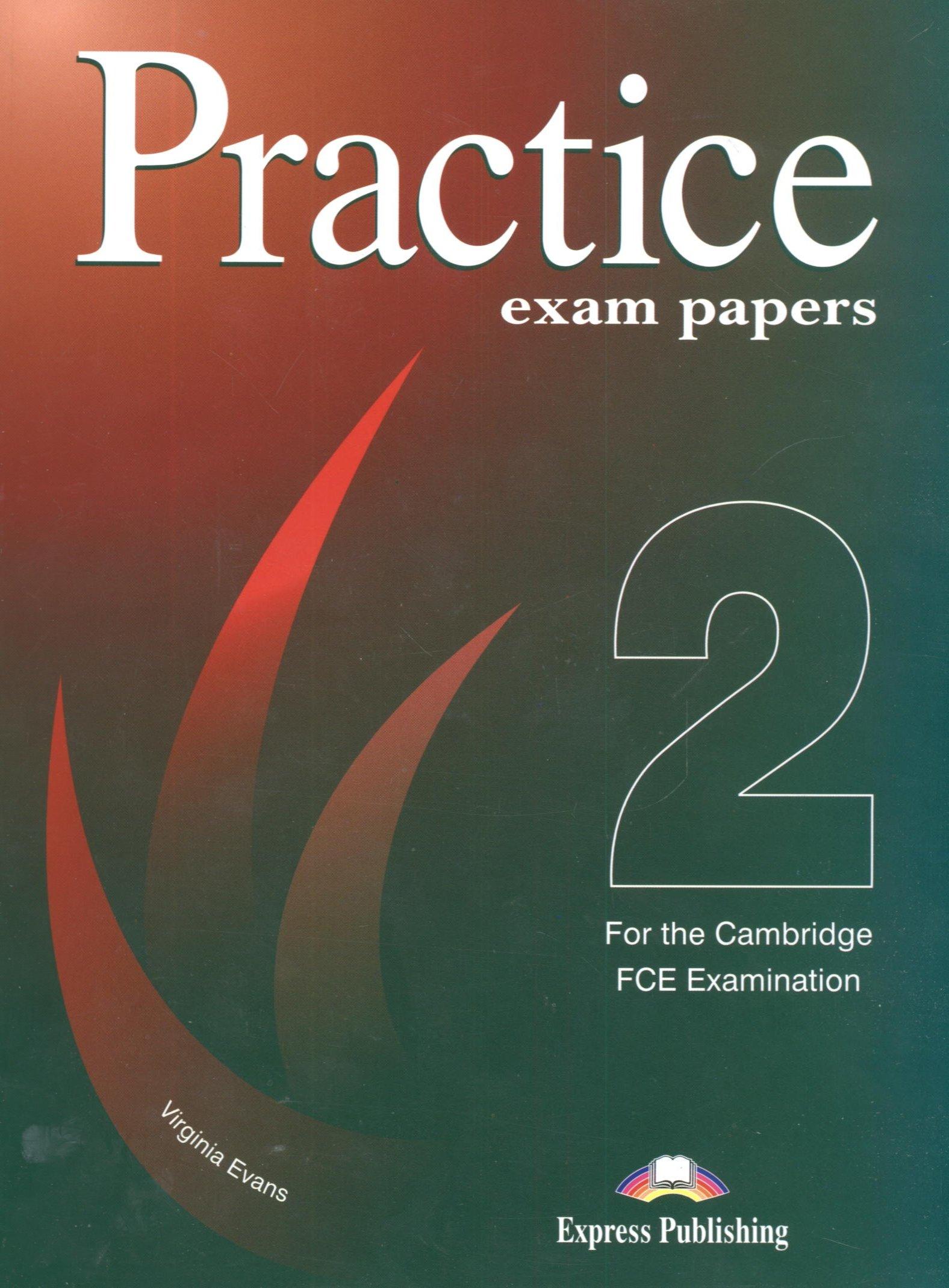 Fce Exam Practice Book