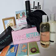 LivingBetter50 Women's Monthly Subscription Box for Women Ove