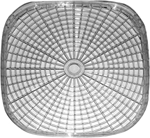 Extra Wide Replacement Food Dehydrator Tray for NutriChef PKFD06 Electric Countertop Food Dehydrator, Food Safe and Easy to Clean (PRTPKFD06TR)