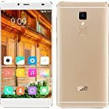 Elephone S3 Smartphone 4G LTE 5.2'' IPS FHD Android 6.0 MT6753 Octa Core 1.3GHz 3GB RAM 16GB ROM 13.0MP Fotocamera Cellulare Dual SIM GPS WIFI Oro