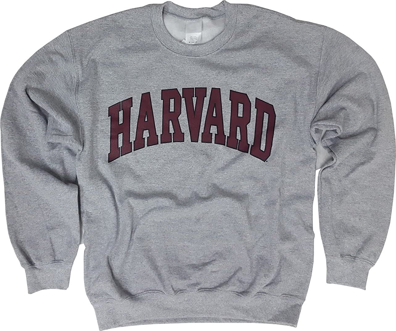 fantastic savings official images sports shoes Harvard University Sweatshirt - Officially Licensed Arched Block Crewneck