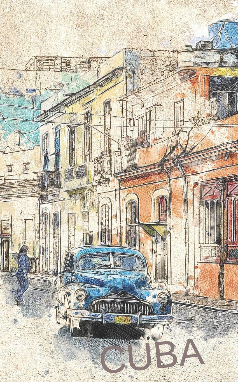 CUBA: DIARIO DE VIAJE. EDICIÓN ESPECIAL BOLSILLO. CUADERNO REGISTRO DE HOTELES, VUELOS, VEHÍCULO DE ALQUILER, LISTA DE EQUIPAJE Y LUGARES A VISITAR. ... O MEJORES MOMENTOS Y DATOS DE INTERÉS.: Amazon.es: Notebooks,