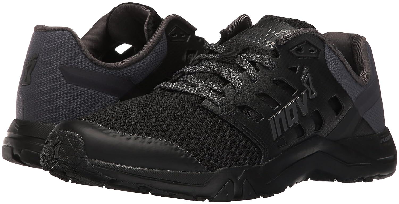 Inov-8 Women's All Train 215 Cross-Trainer Shoe B01G50MWY0 10.5 B(M) US|Black/Grey