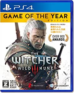 """Witcher 3 Wild Hunt Game of the Year Edition [CERO rating """"Z""""]"""