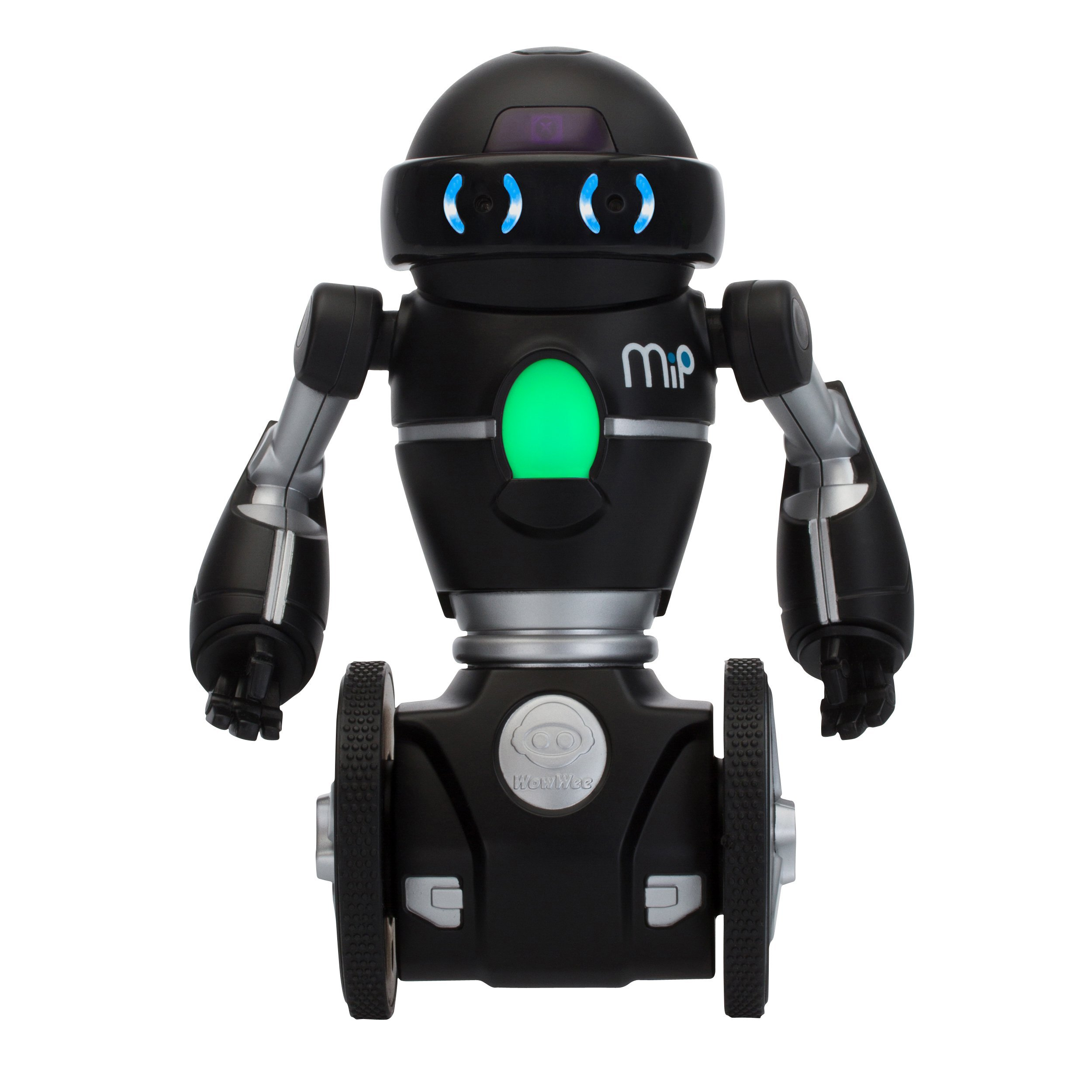 WowWee - MiP The Toy Robot - Black (Frustration Free Packaging) (Renewed)