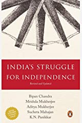 India's Struggle for Independence: 1857-1947 Paperback
