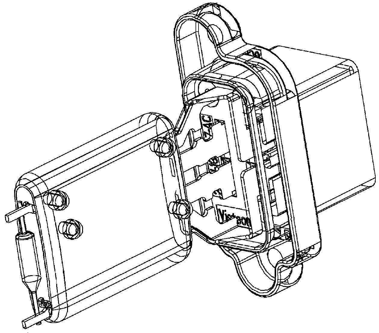 HELLA 9ML351332361 BEHR  SERVICE 9ML 351 332-361 *** PREMIUM LINE *** Resistor, interior blower Hella KGaA Hueck & Co.
