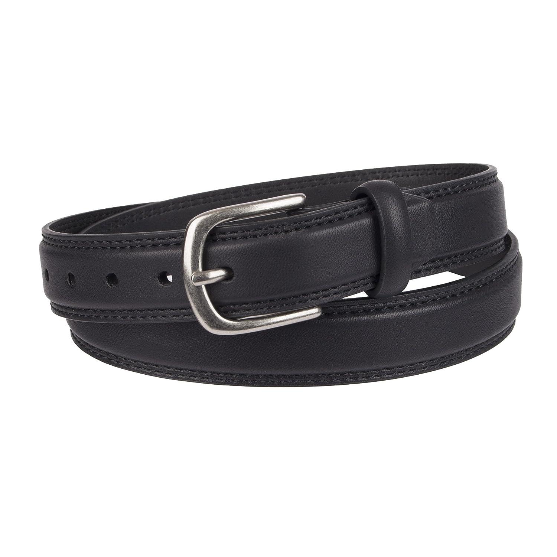 Dockers Boys' Big Casual Belt with Harness Buckle 12DK020014