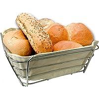 MACK Cesta de pan con bolsa, varias medidas