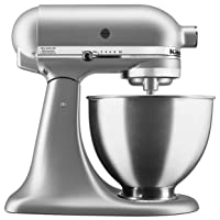 KitchenAid KSM88SL Classic Deluxe Series 4.5QT, 300 Watt Stand Mixer