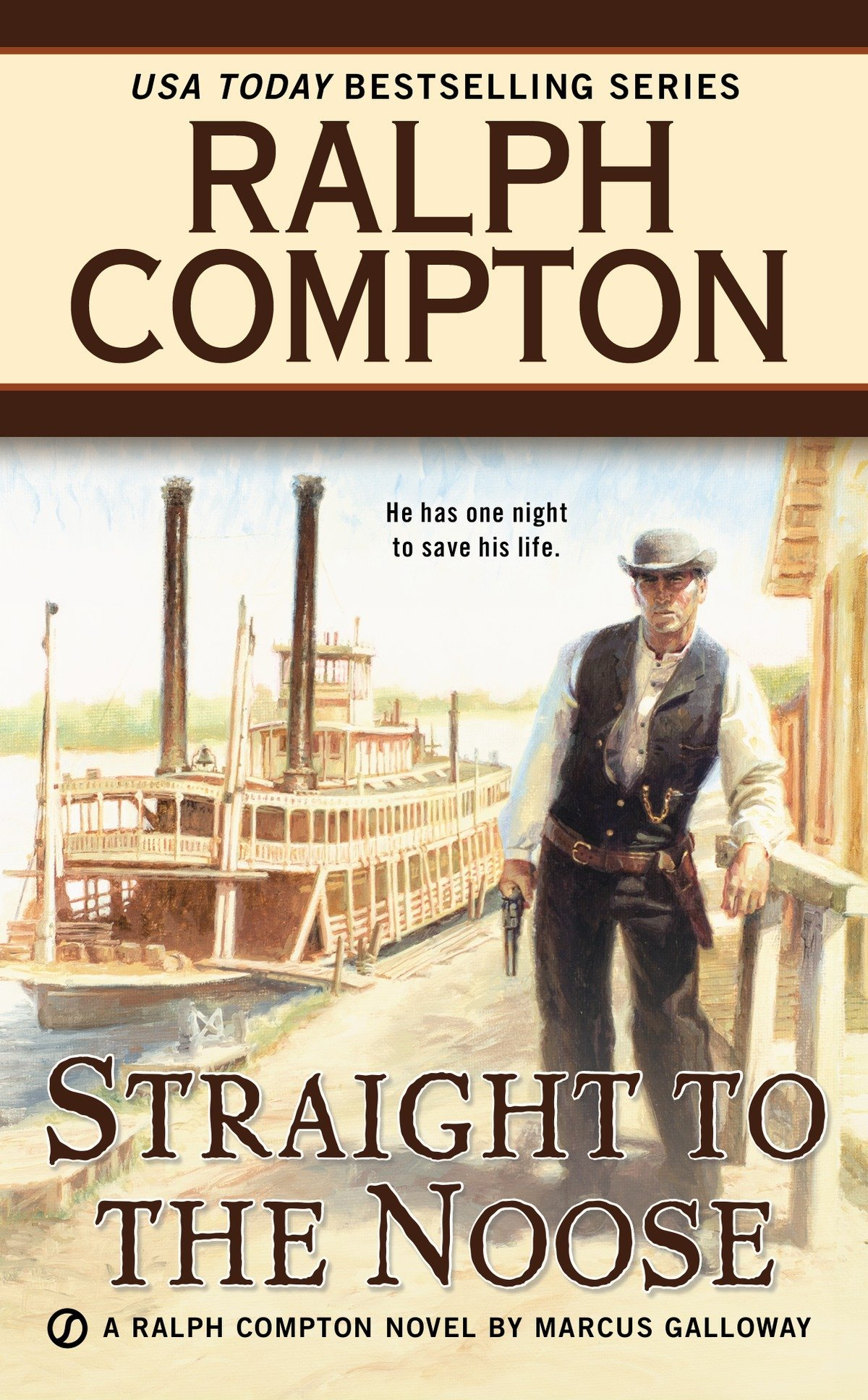 Download Ralph Compton Straight to the Noose pdf epub