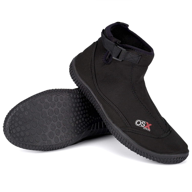 Osprey Kids 2mm Aqua Boot - OSX Wetsuit Boots Black