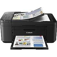 Canon PIXMA TR4520 Wireless Inkjet All-in-One Printer with Duplex (Black)