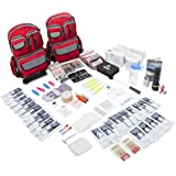 Emergency Zone 4 Person Family Prep 72 Hour Survival Kit/Go-Bag | Perfect Way to Prepare Your Family | Be Ready for…