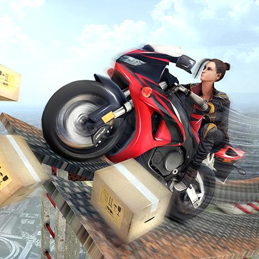 Extreme Bike Stunts  Sky Squad