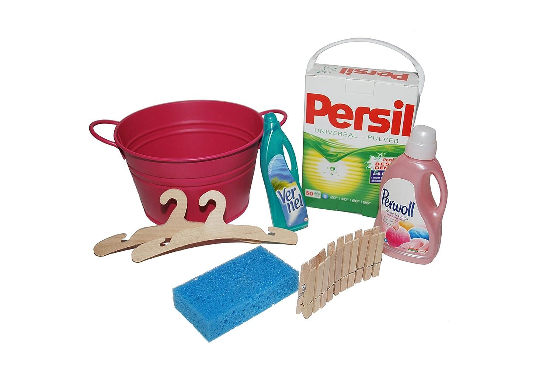 Kinderwaschmaschine - Tanner Waschzubehör m.Waschzuber