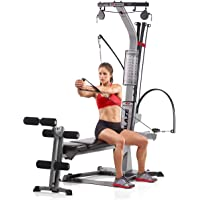 Bowflex Blaze Home Gym with 60+ Exercises and 210 lbs. Power Rod Resistance