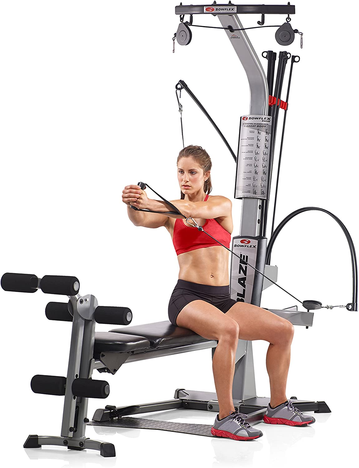 Best Home Gyms (2021): Top 10 Amazing Workout Equipment 13