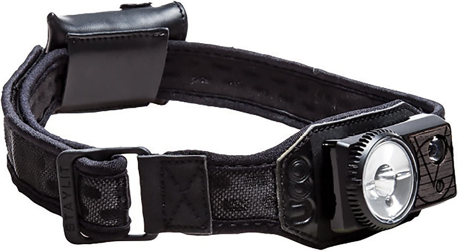 UCO Vapor 300 Lumen LED Headlamp with Variable Brightness Dial Control and Adjustable Strap