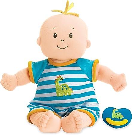 Baby Stella Soft First Baby Boy Doll (Manhattan Toy)