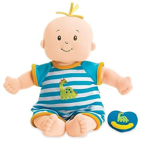 Amazon Com Manhattan Toy Baby Stella Boy Soft First Baby Doll For
