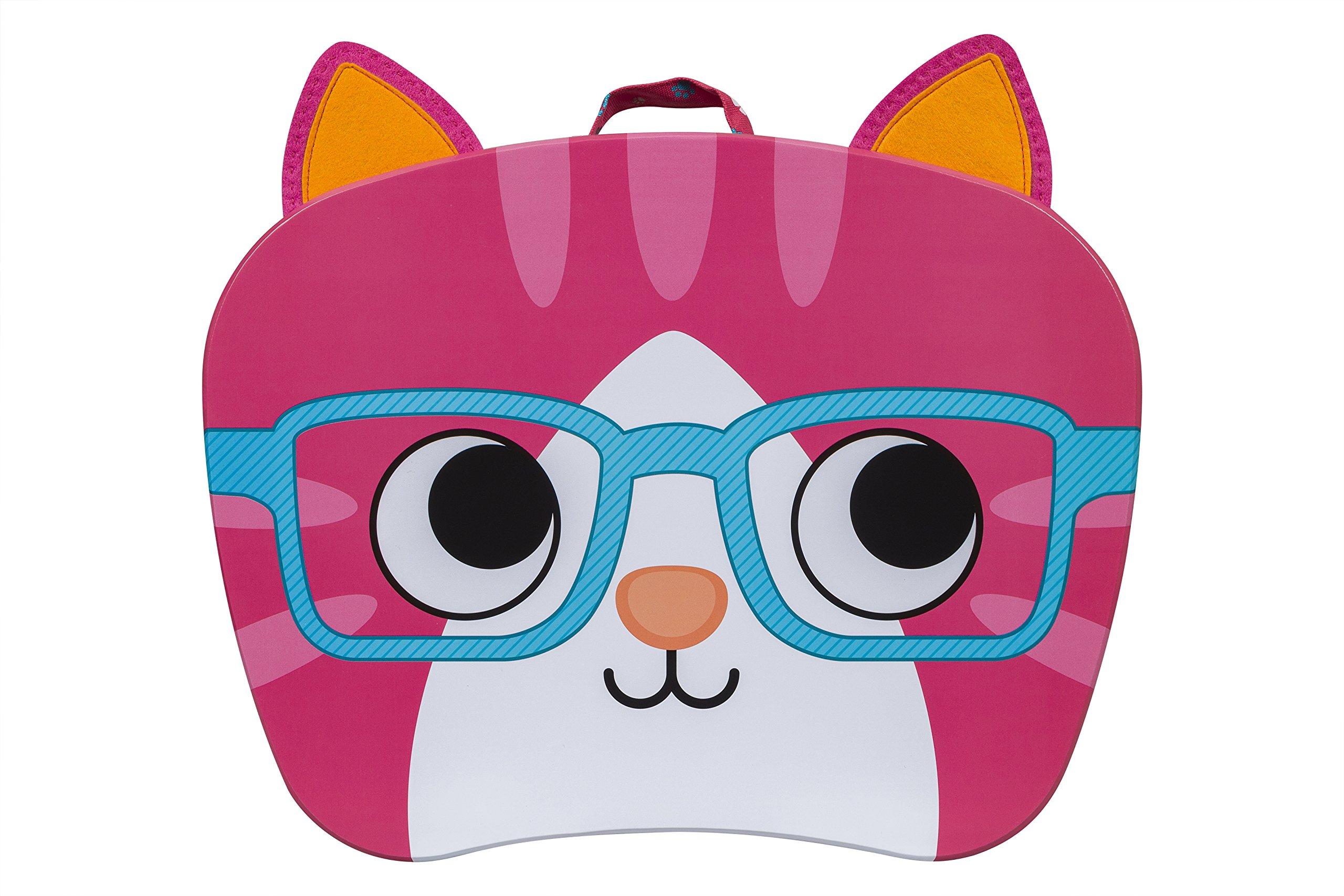 LapGear Lap Pets Lap Desk for Kids - Cat (Fits up to 15'' Laptop) by Lap Desk (Image #1)
