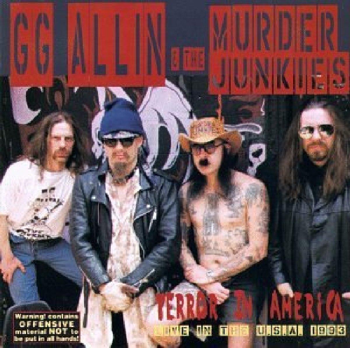 Terror in America [Vinyl] by Alive Records