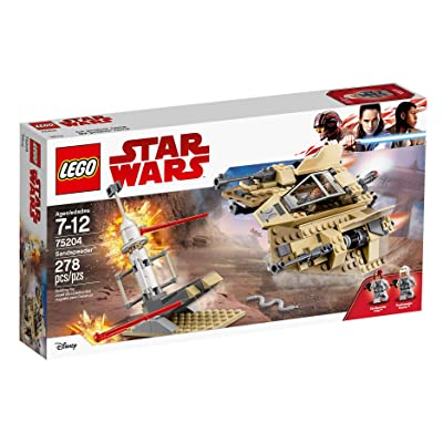 LEGO Star Wars? Episode VIII: Sandspeeder?: Toys & Games
