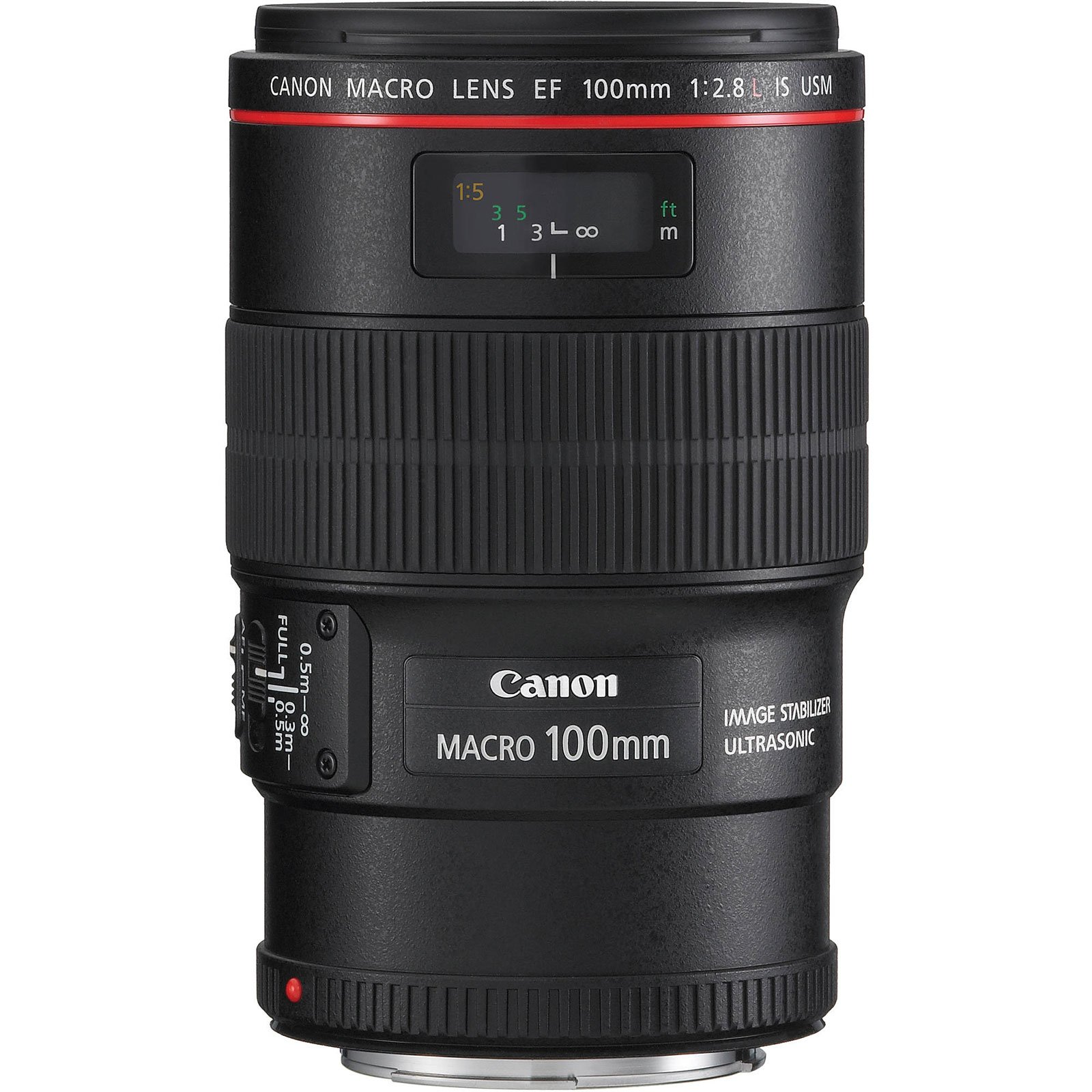 Canon EF 100mm f/2.8 L is Macro USM Lens with Ring Light + Tripod + 3 Filters Kit for EOS 80D, 6D, 7D, 5DS, 5D II III IV, Rebel T6, T6i, T6s, T7, T7i by Canon (Image #3)