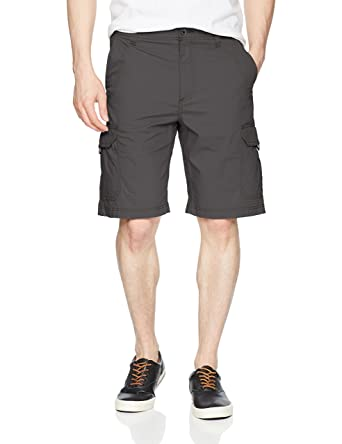 85210cfa LEE Men's Extreme Motion Crossroad Cargo Short, Anthracite 29