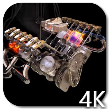 Amazoncom Engine 4k Video Live Wallpaper Appstore For Android
