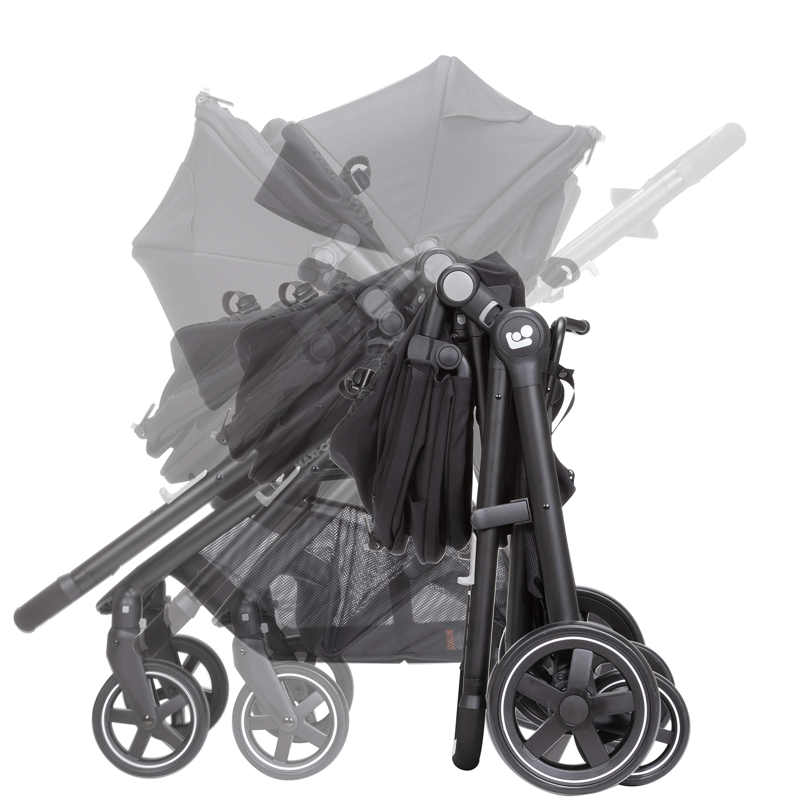 Maxi-Cosi Zelia Stroller, Night Black, One Size by Maxi-Cosi (Image #13)