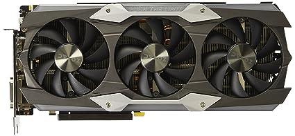 Zotac VCX ZT-P10810C-10P GTX 1080 AMP Ti Extreme 11GB GDDR5X 352B PCIE
