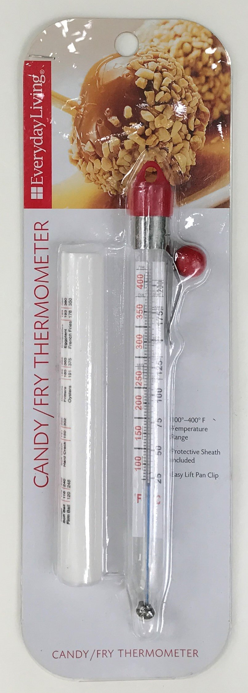Everyday Living - Candy / Deep Fry Thermometer by Everyday Living
