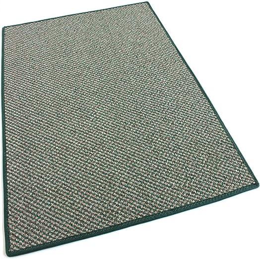 Koeckritz Rugs 8 x10 – Buena Vista Stone Garden – Indoor-Outdoor Graphic Loop 1 8 Thick 20 oz Area Rug Carpet