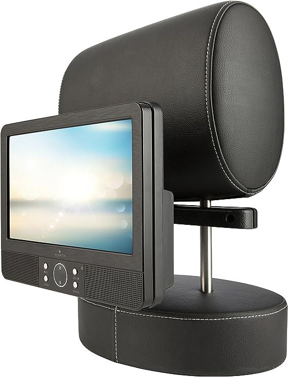 Avantia DVAV0003 - Sistema DVD 909 Hd Doble Pantalla portátil para ...