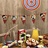 Neviti 673059 Dennis and Gnasher The Beano Menace Bunting