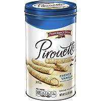 Pepperidge Farm Pirouettes French Vanilla Cookies 13.5 Ounce Tin