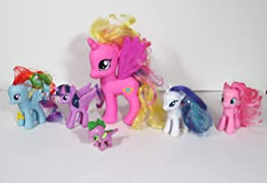 My Little Pony Fashems Series 3 Complete Set of 6