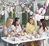 Talking Tables BG-CUPSET Blossom Party Paper Tea
