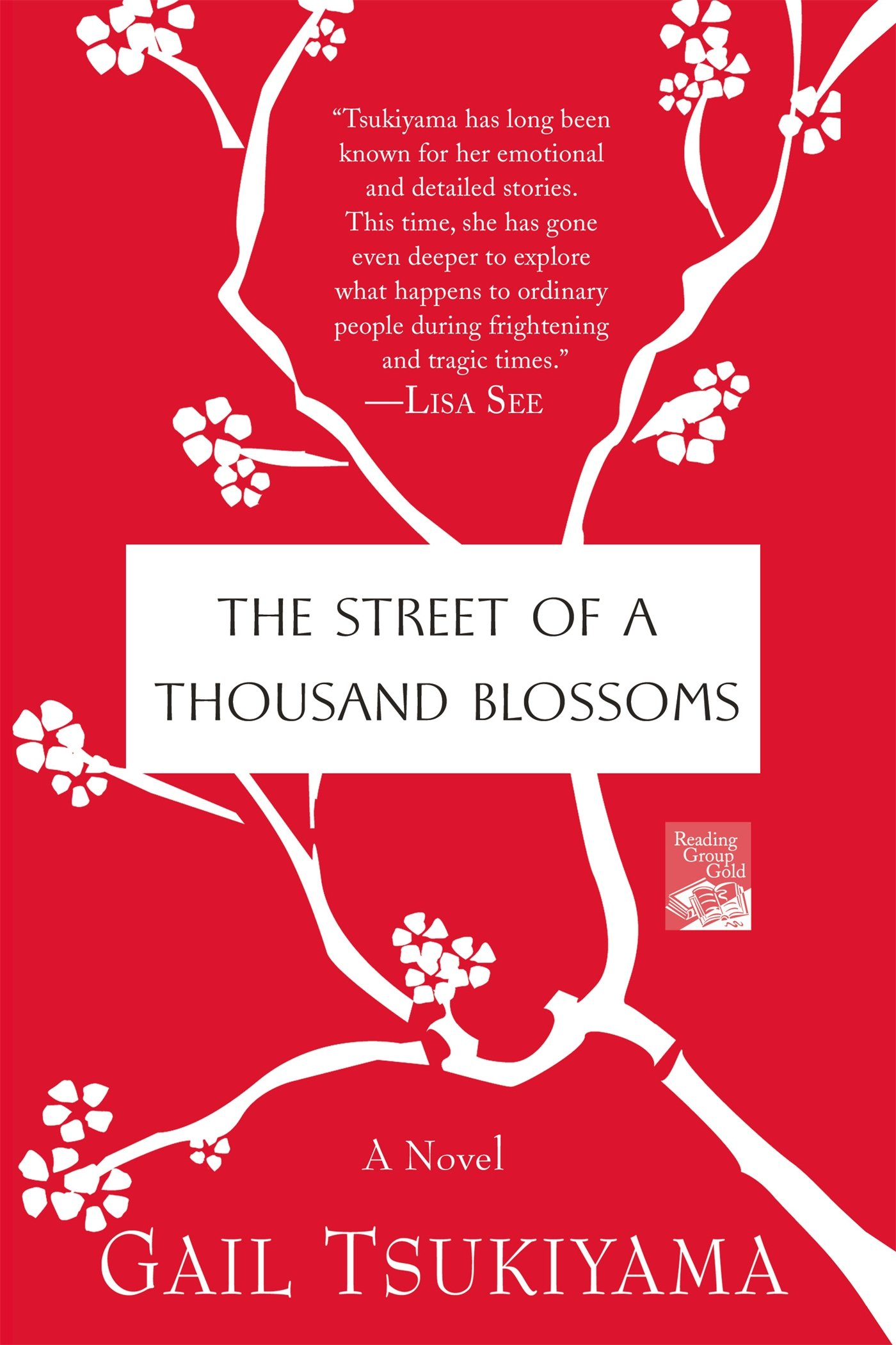 The Street of a Thousand Blossoms ebook