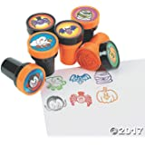 Fun Express Halloween Stamps - 48 per unit Science Kit (2)