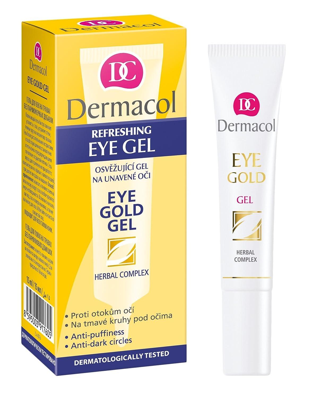 Dermacol Gold Gel Contour des Yeux 15 ml 9987