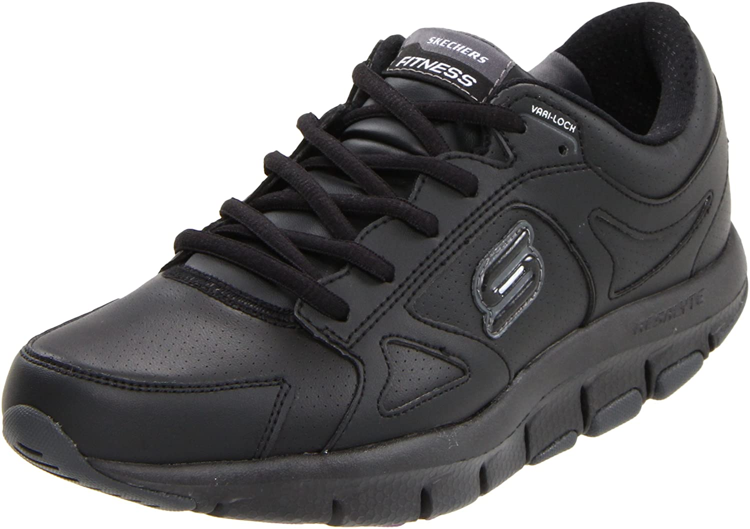 Skechers Performance Shape Up Liv-Lucent Damen Hallenschuhe  35 EU|Schwarz - Noir (Blk)