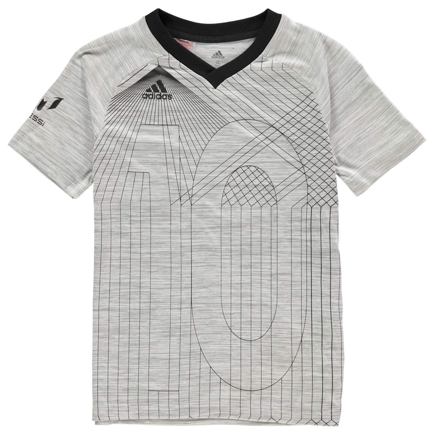 adidas Boys 'T-Shirt Short Sleeve Top, Boys', DJ1294 Boys'