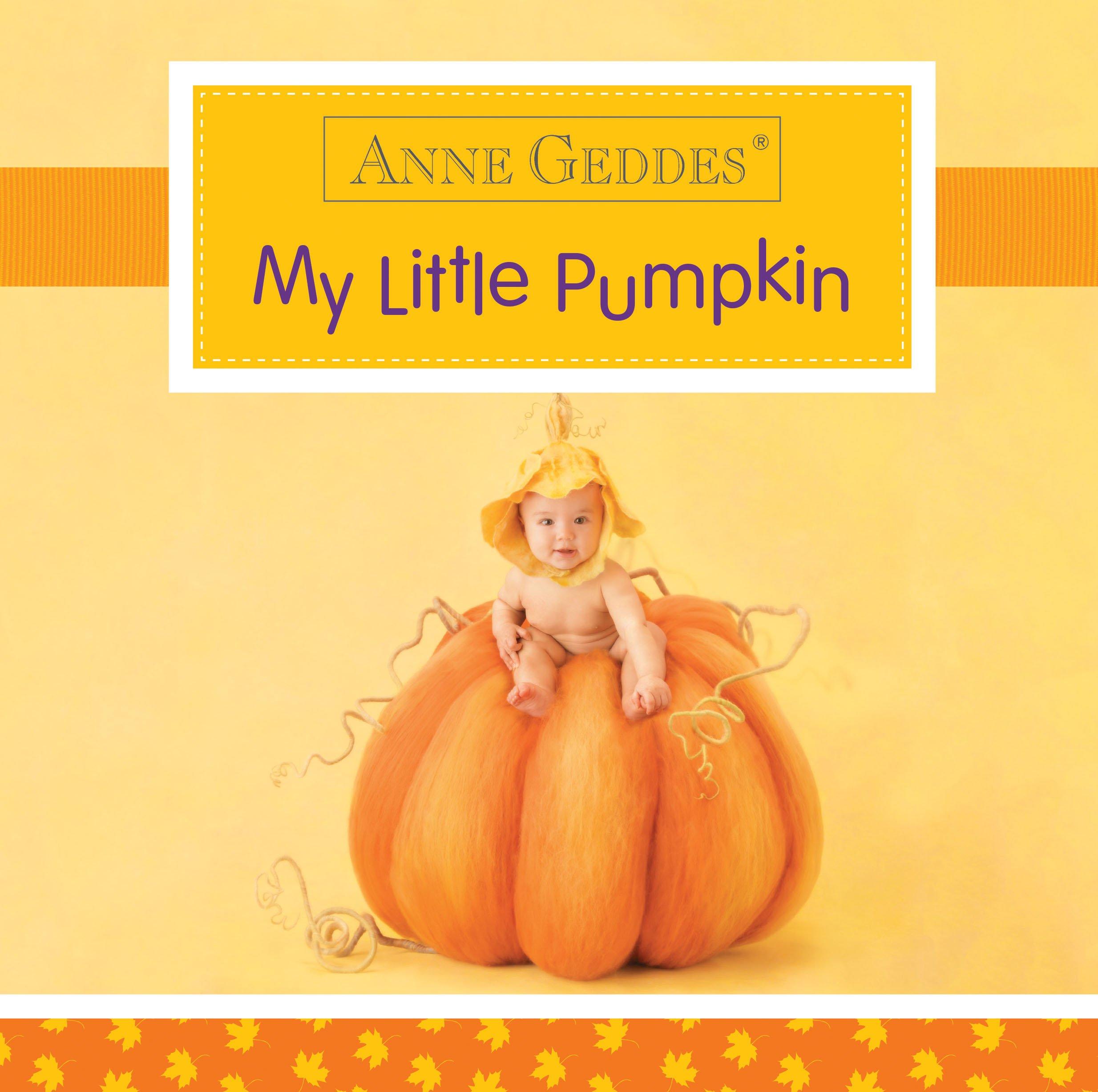 Download Anne Geddes My Little Pumpkin PDF