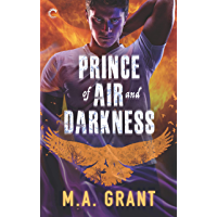 Prince of Air and Darkness: A Gay Fantasy Romance (The Darkest Court Book 1)